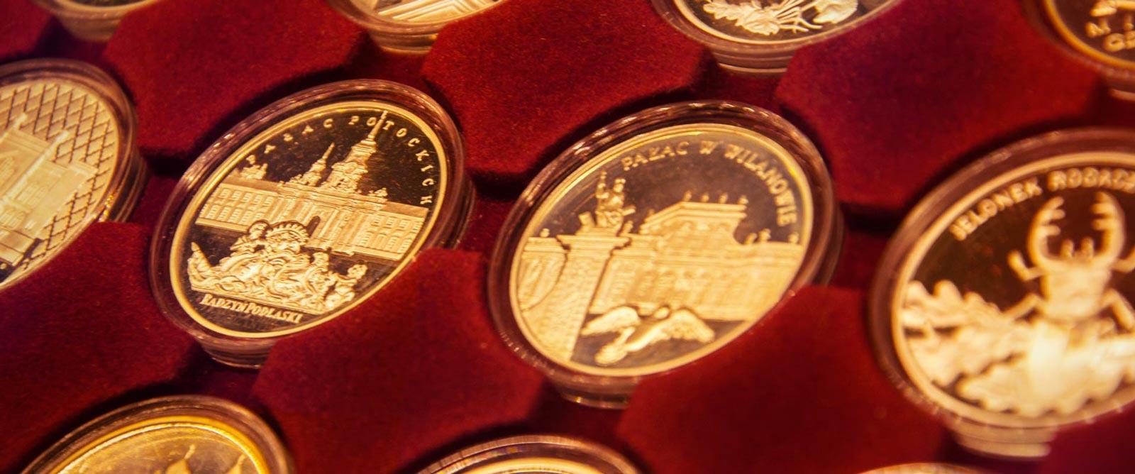 Bilka polskie monety
